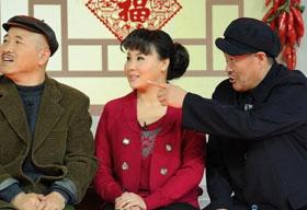视春晚-赵本山小品《同桌的你》-明星在线 视频 新华网海南频道